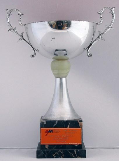 "Winner's cup ""1000km Mugello 1. Classificato"", Mass/Ickx in a Rothmans Porsche 962C (962-002)"