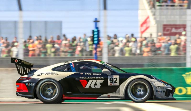 Porsche 911 GT3 Cup, Joshua Rogers (AUS), #92,