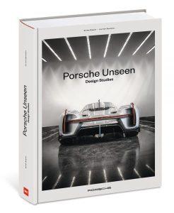 Porsche Unseen by Jan Karl Baedeker/ Stefan Bogner
