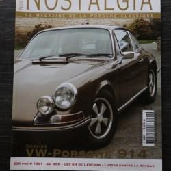 Porsche magazine Nostalgia 4 (January - February 2004)