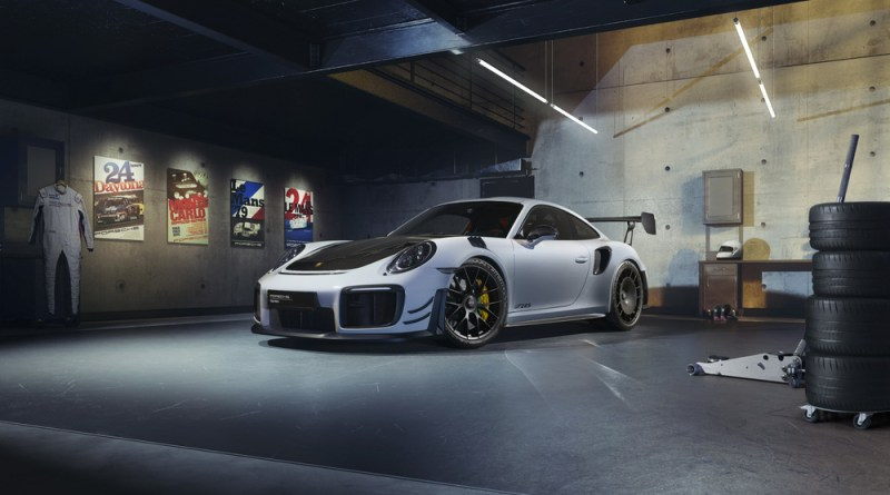 Now you have the possibility to build your own one-off Porsche Sonderwunsch car.