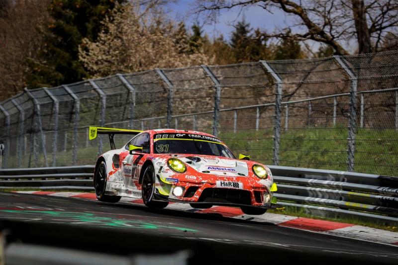 Qualifying Nurburgring