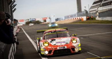 Frikadelli Racing wins the 6h qualifying race at the Nürburgring