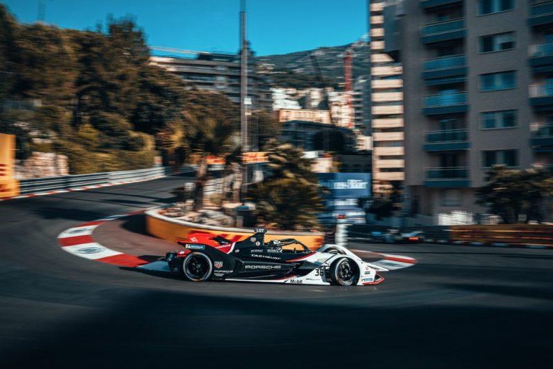 Porsche 99X Electric (#36), André Lotterer