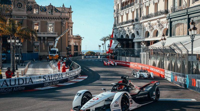 The Porsche Formula E team cannot continue the recent weeks' positive trend at the Monaco E-Prix