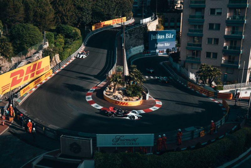 Porsche 99X Electric, Monaco E-Prix