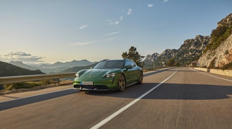 Porsche Management electric