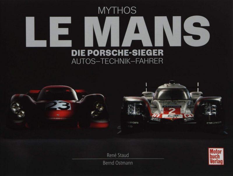 Mythos Le Mans Book Cover