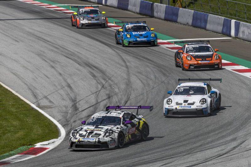 Porsche 911 GT3 Cup, Ayhancan Güven (TR), Porsche Carrera Cup Deutschland, Red Bull Ring 2021