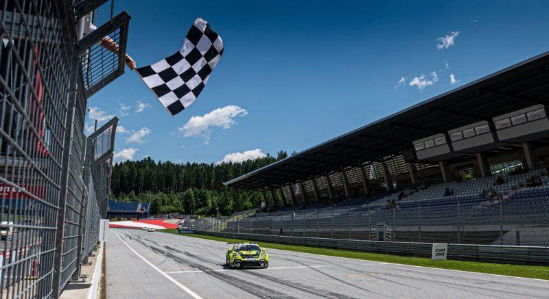 Porsche 911 GT3 Cup, Laurin Heinrich (D), Porsche Carrera Cup Deutschland, Red Bull Ring 20214