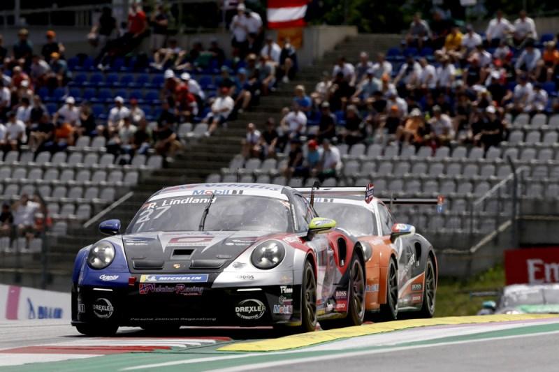 Porsche 911 GT3 Cup, Roar Lindland (N), Porsche Mobil 1 Supercup, Spielberg 2021