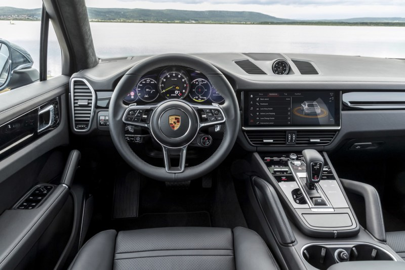 PCM 6.0 in the Cayenne S E-Hybrid