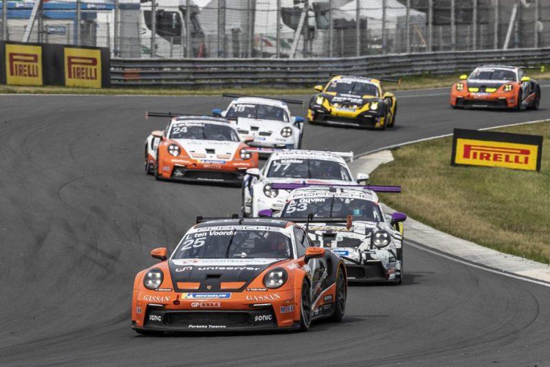Porsche 911 GT3 Cup, Larry ten Voorde (NL), Porsche Carrera Cup Deutschland, Zandvoort 2021