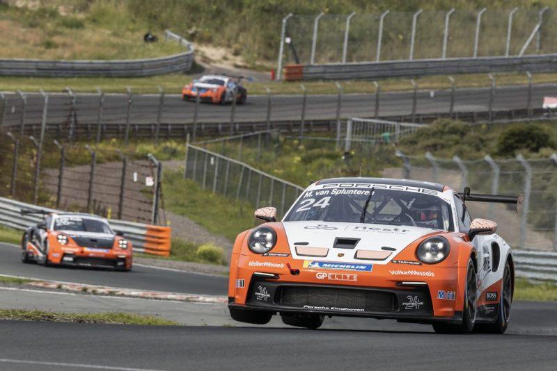 Porsche 911 GT3 Cup, Max van Splunteren (NL), Porsche Carrera Cup Deutschland, Zandvoort 2021