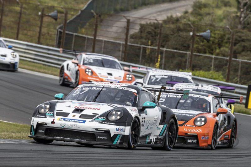 Porsche 911 GT3 Cup, Rudy van Buren (NL), Porsche Carrera Cup Deutschland, Zandvoort 2021