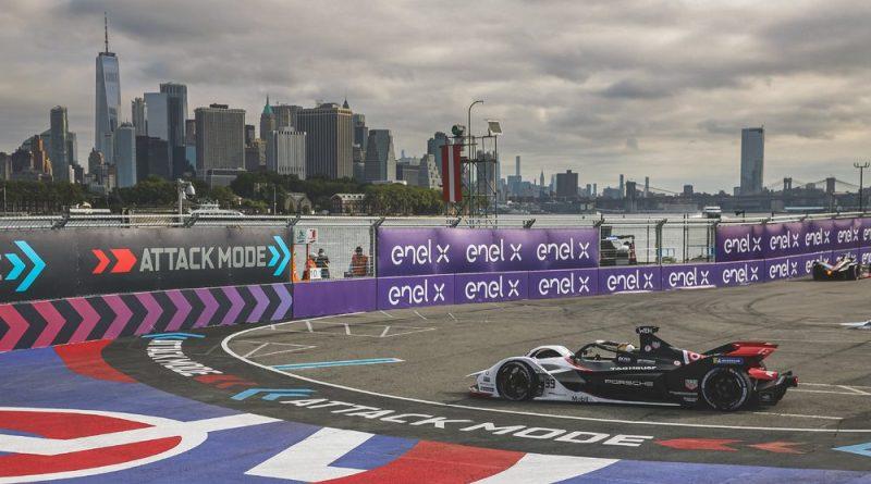 New York E-Prix Formula E