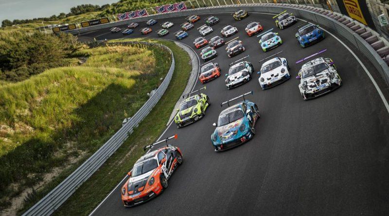 Porsche Carrera Cup Deutschland, Zandvoort 2021