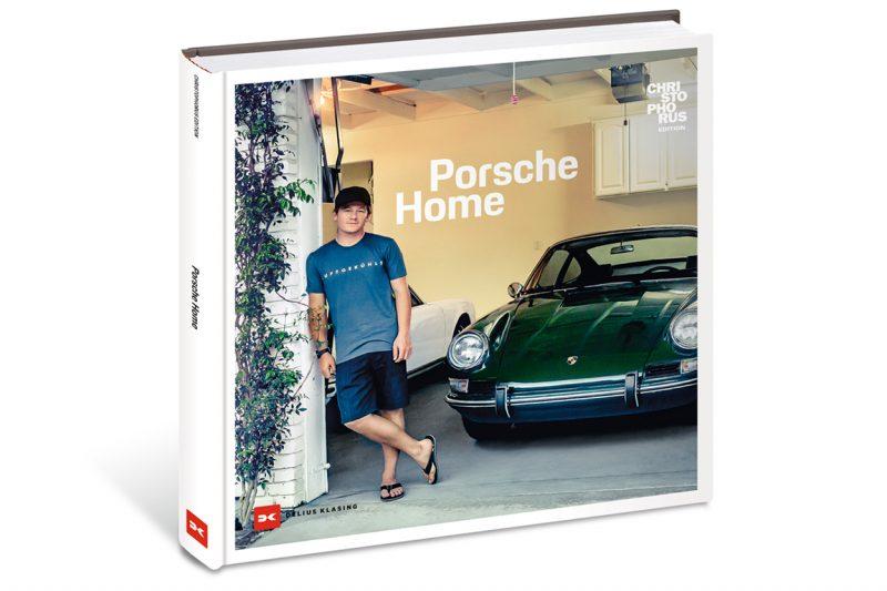 Porsche Garagen - Porsche Homes Book Cover