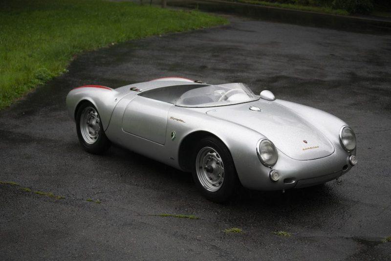 1955 Porsche 550 Spyder Chassis 550-054