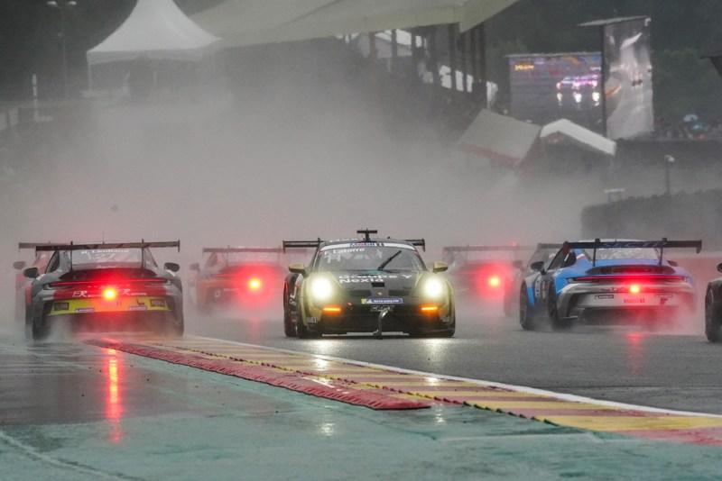 Porsche 911 GT3 Cup, CLRT (#11), Florian Latorre (F), Porsche Mobil 1 Supercup 2021, Spa-Francorchamps (B)