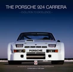 """""""The Porsche 924 Carrera"""" by Roy P. Smith"""