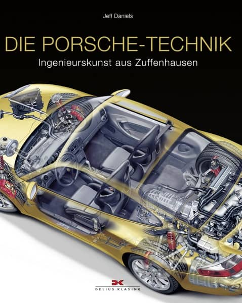 Die Porsche-Technik Book Cover