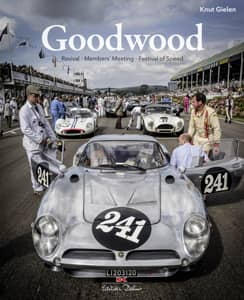 Goodwood: Revival, Members' Meeting, Festival of Speed Book Cover