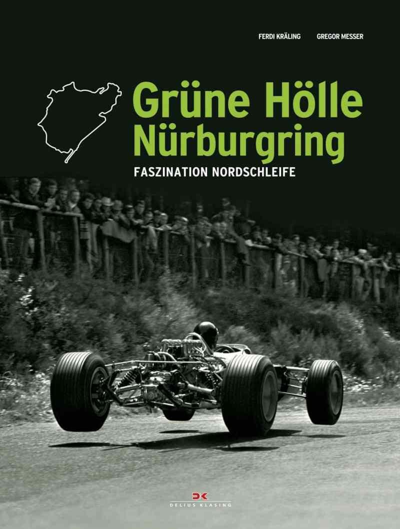 Grüne Hölle : Nürburgring Book Cover