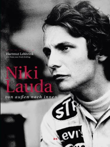 Niki Lauda Book Cover