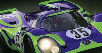 Porsche 917-021 Breuer Colignon