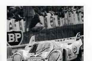 Porsche 917 RacingResults Colin Pitt Unique Motorbooks