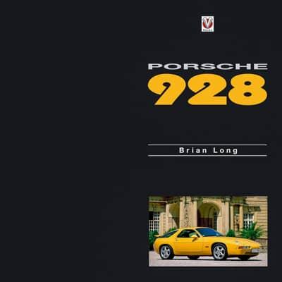 Porsche 928 Book Cover