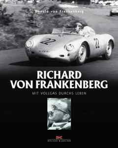 Richard von Frankenberg's biography