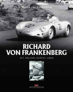 Richard von Frankenberg's biography