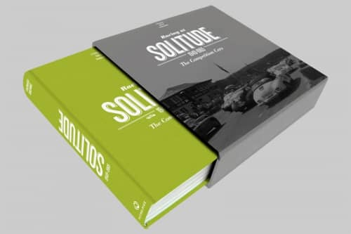 Racing at Solitude 1949 - 1965 Book Cover