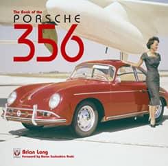 The Book of the Porsche 356 Book Cover