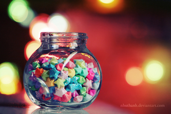 Image result for lucky star jar