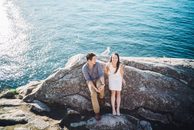 wedding engagement photo photographer photography whytecliff west vancouver bc canada best couple candid
