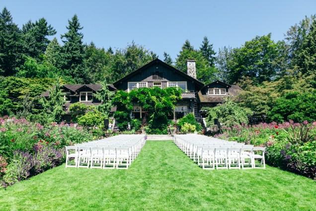 Stanley Park Wedding Pavilion, Vancouver, BC, Canada