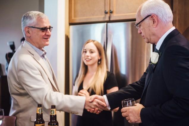 hand shake handshake wedding groom