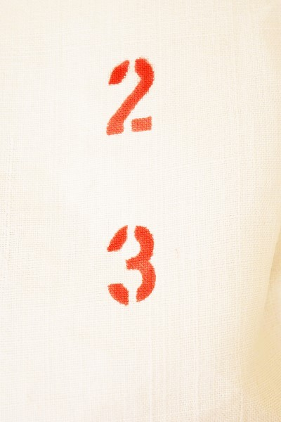 French number stencils