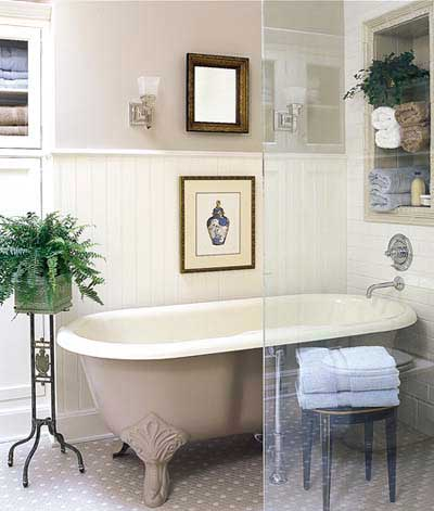 Guest Post Vintage Style Bathroom Design Ideas By Diana Smith Love French