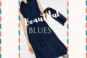 Best French Navy Summer Dresses