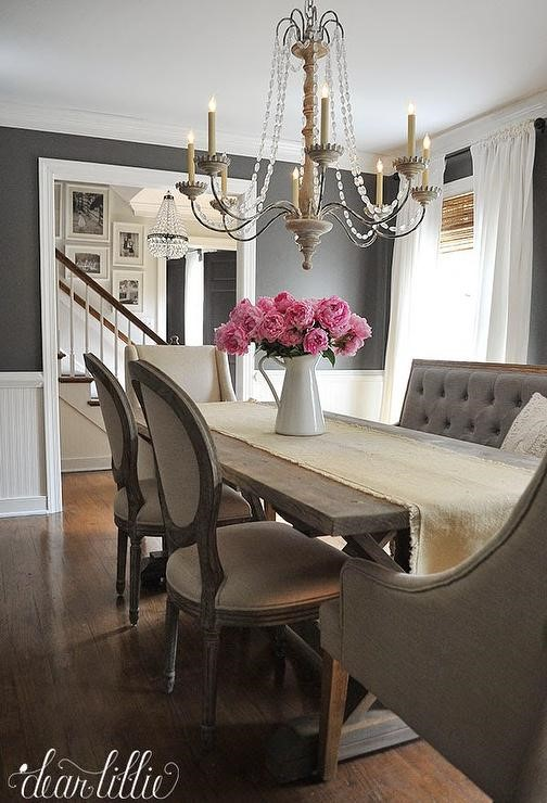 How to add French country style to a modern home