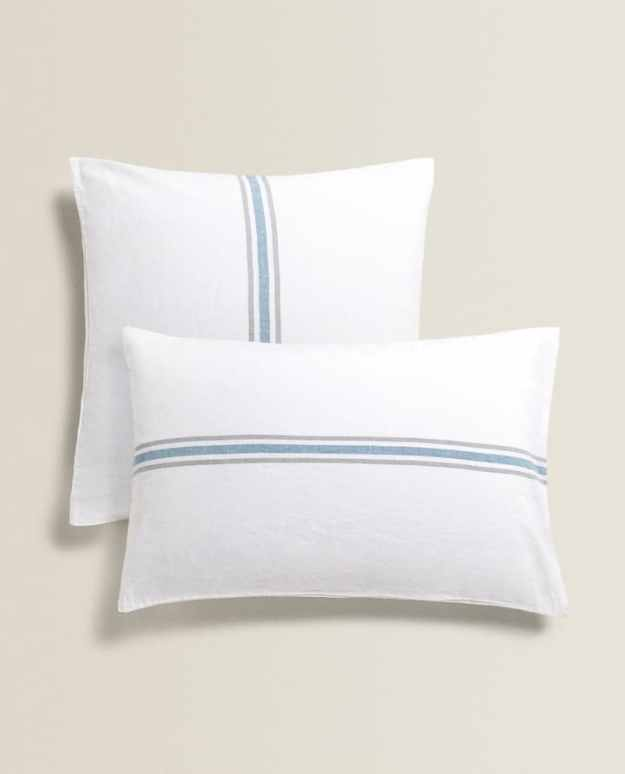 French Grainsack style pillows