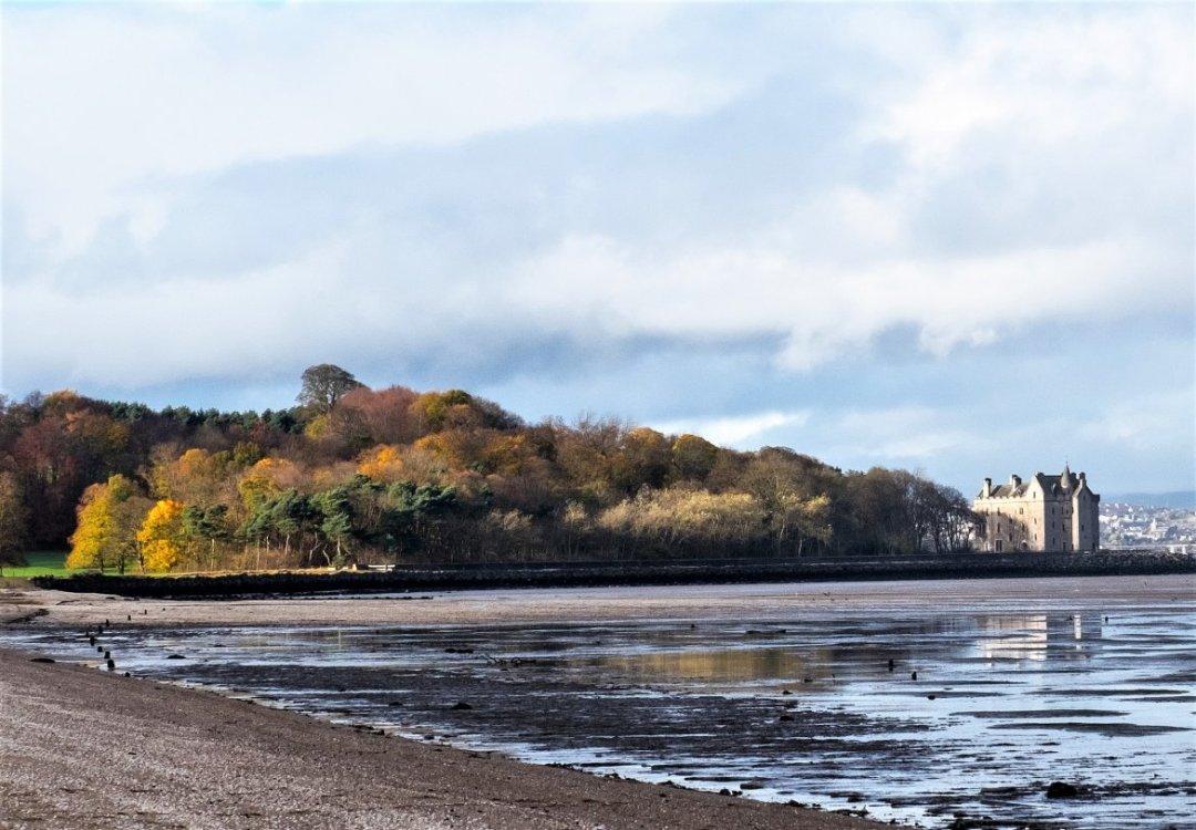 Shore Walk Edinburgh Dalmeny
