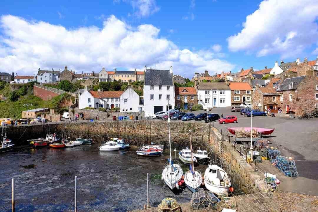 Crail Scotland - Scotland travel blog