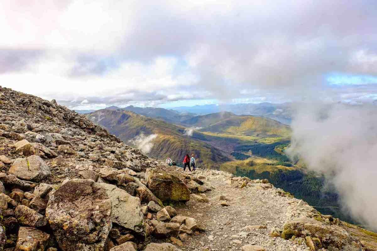 How to climb Ben Nevis