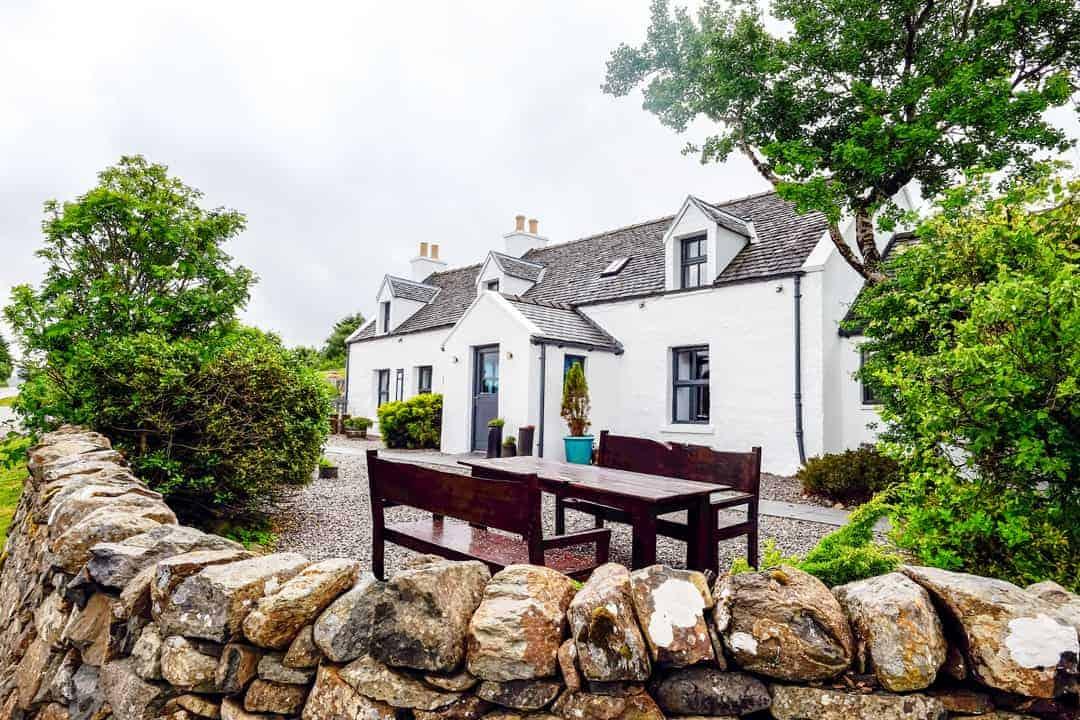 Three Chimneys House Over By Skye