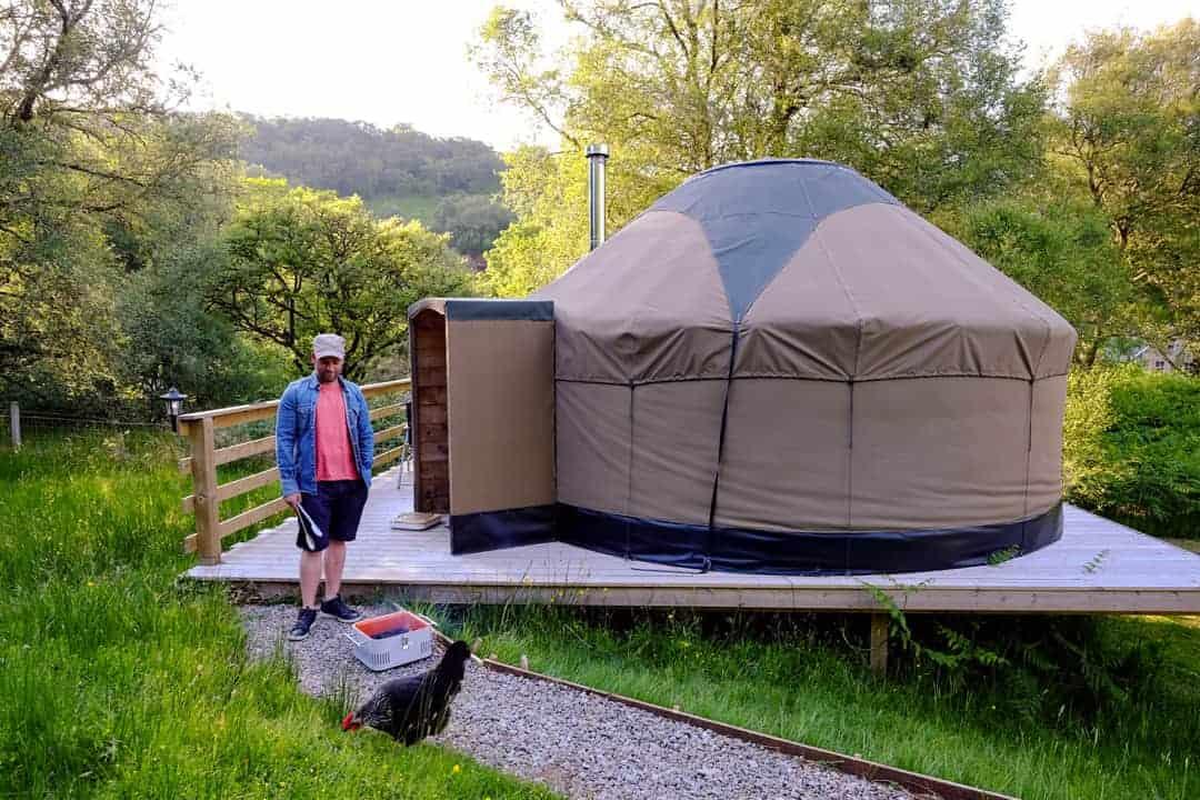 Isle of Skye Yurts